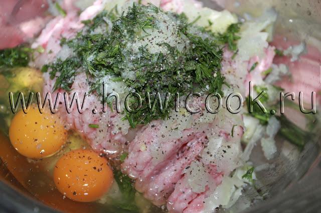 рецепт люля-кебаба из индейки на сковороде с пошаговыми фото