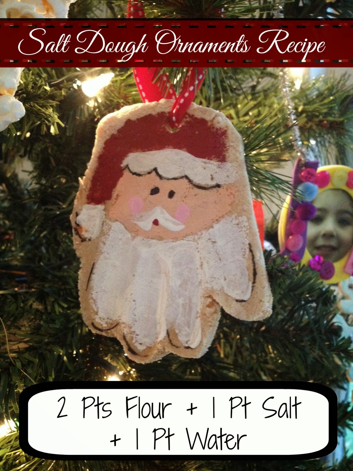 Two It Yourself: Salt Dough Recipes for Ornaments ...