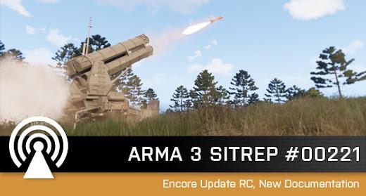 Arma3 SITREP #00221