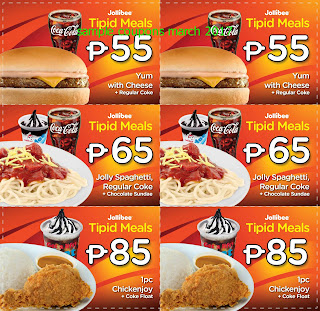 Jollibee coupons for march 2017