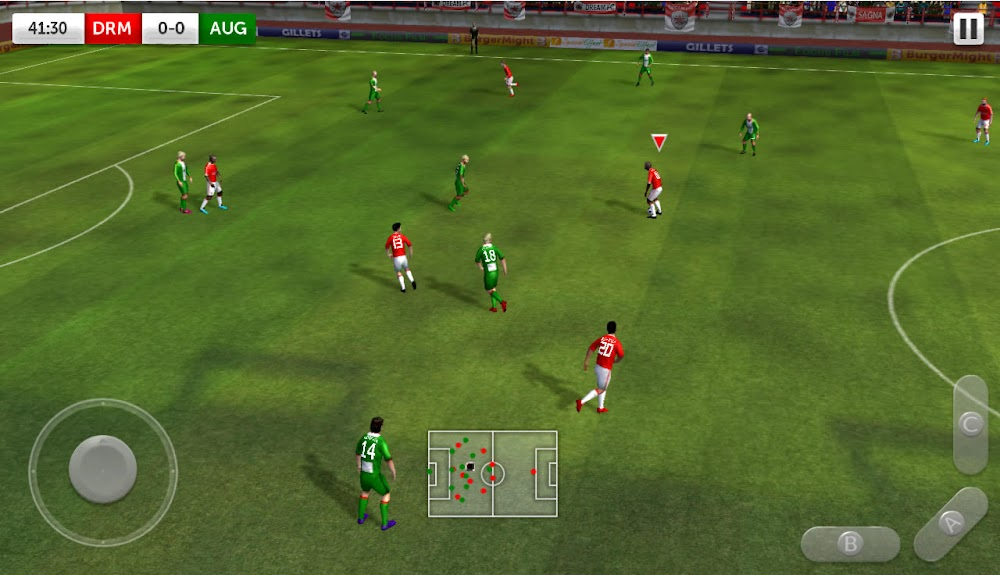 Download DLS MOD FIFA World Cup 2018 Rusia APK Terbaru
