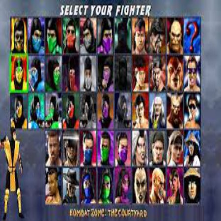 Mortal Kombat Trilogy Free Download For PC Full Version