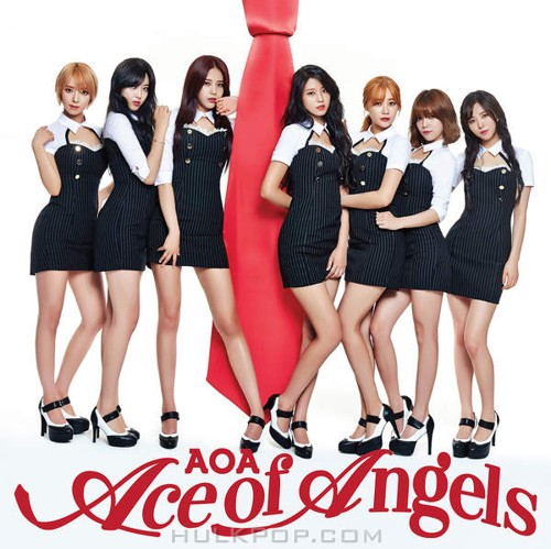 AOA – Oh Boy – Single (Japanese) (ITUNES PLUS AAC M4A)