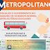 SETOP Divulga Aplicativo Horários Move Morro Alto no Jornal Metropolitano