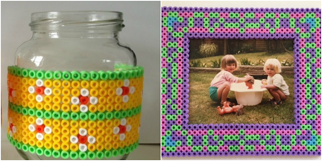 Hama bead adult projects