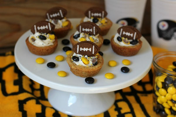 Game Day Cookie Cups