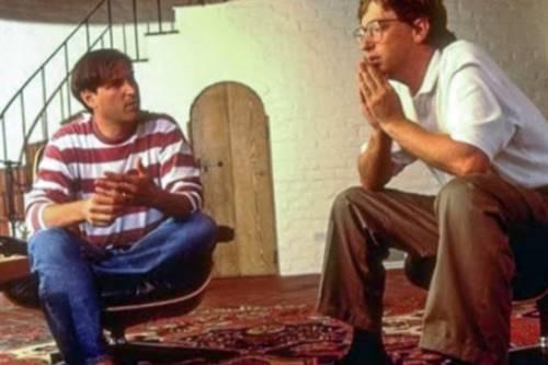 Jobs e Gates: os fundadores da Apple e da Microsoft trocam farpas desde 1985