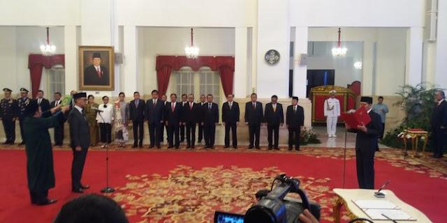 Bamsoet harap pergantian Idrus buat Golkar solid menangkan Jokowi-Ma'ruf