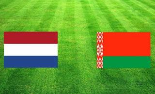Нидерланды – Беларусь  смотреть онлайн бесплатно 21 марта 2019 прямая трансляция в 22:45 МСК.