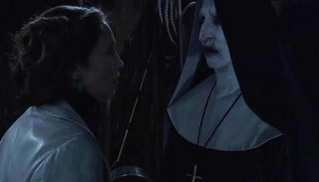 Mira Cómo Luce La Aterradora Monja Del Conjuro 2 En La Vida Real