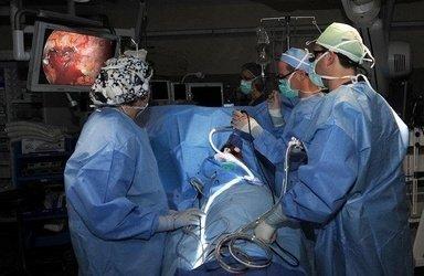 Operasi Kanker Paru-Paru