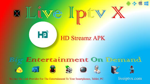 HDStreamz