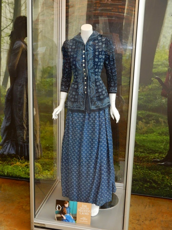 Bathsheba Everdene Far From The Madding Crowd movie costume