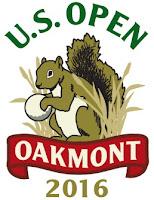 2016 US Open logo