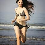 Model Zoya Afroz latest  hot bikini  photo