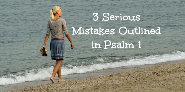 Walk Away from Discouragement - Psalm 1