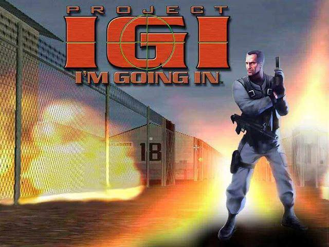 لعبة igi 2