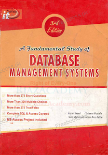 DATABASE MANAGEMENT SYSTEM BSCS Class
