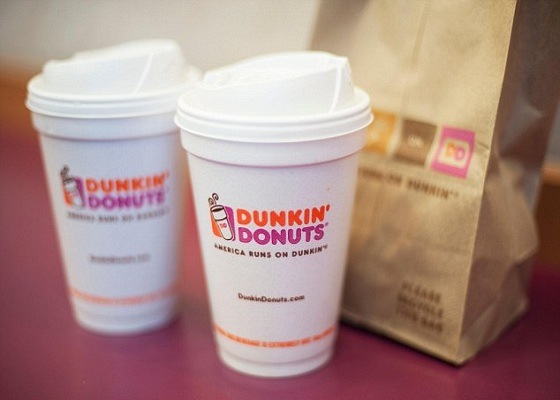 0bd50dc615c foam recycling: Dun kin 'Donuts announced to use new product to ...