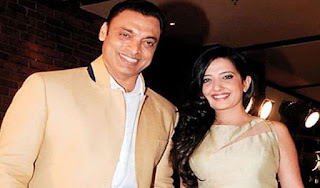 Shoaib Akhter blessed with baby boy.
