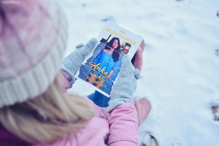 AnkaIPiekłoSzczęścia, książka, NinaMajewska-Brown, opowiadanie, recenzja, romans, WydawnictwoEdipresse,