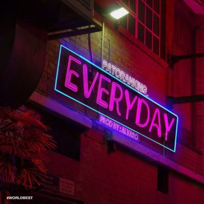 Download Patoranking Everyday Instrumental (Beat & Hook)