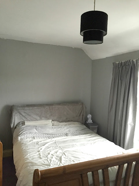 budget bedroom makeover after result