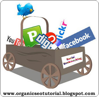organic seo tutorial social bookmarking