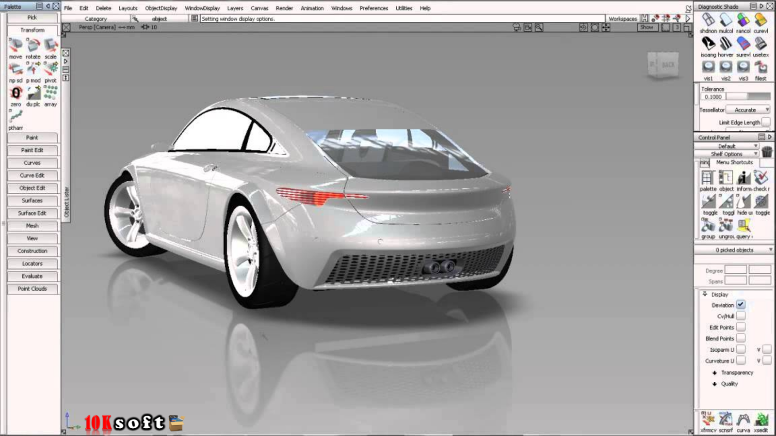 Autodesk Alias Automotive 2014 Free Download
