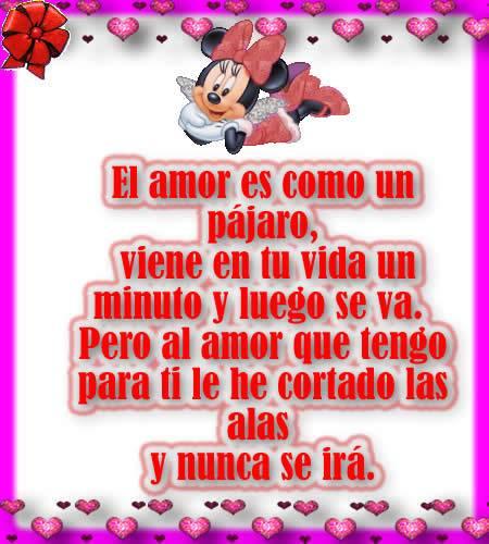 Una Carta De Amor Para Un Hombre: Imagenes Y Frases Facebook: El Amor Es Como Un Pajaro