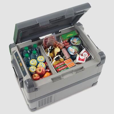 Portable 53-Quart Cooler