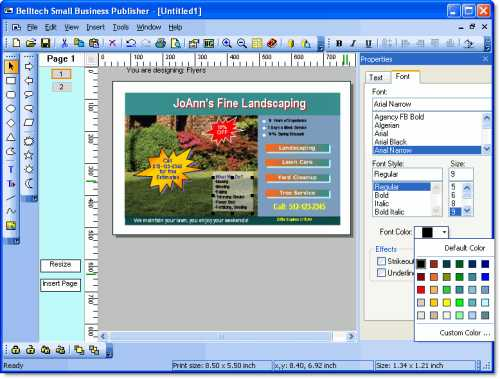 micrografx picture publisher gratuit