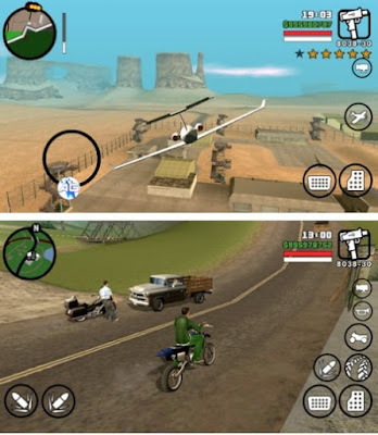 Download GTA SA Android Ringan Highly Compressed