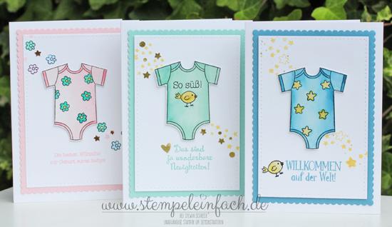 Babykarten selber machen
