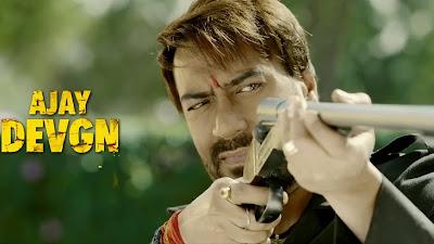 Ajay Devgan Gun Action HD Picture
