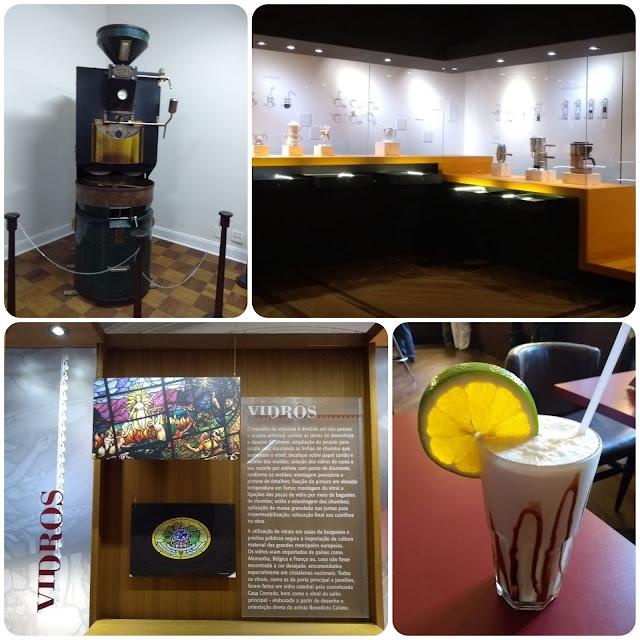 Museu do Café - Santos
