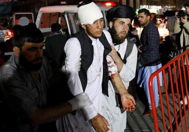 Bom Bunuh Diri Tewaskan 95 Orang, Ada yang Cuci Otak