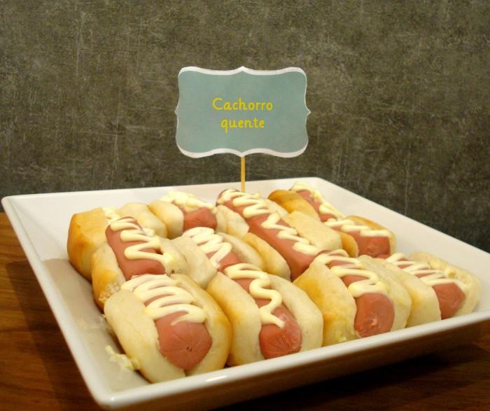 receitinhas da vanessa hot dog para festas infantis. Black Bedroom Furniture Sets. Home Design Ideas