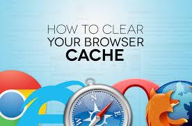 Cara Menghapus Cache dan Cookies Semua Web Browser
