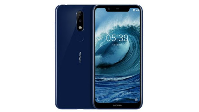 Nokia X5 With Display Notch, Dual Rear Cameras Launched: Price And Specifications