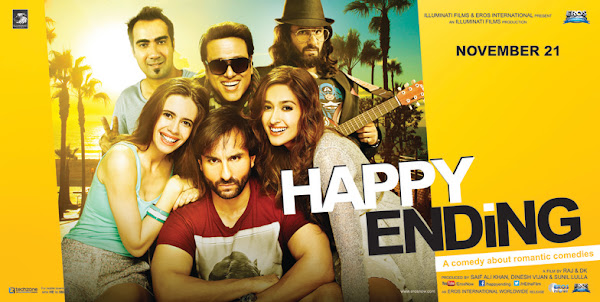 Happy Ending (2014) Movie Poster No. 6