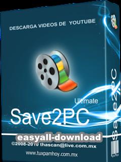 save2pc Ultimate 5.47 Build 1552+RePack Final โปรแกรมโหลดวีดีโอ