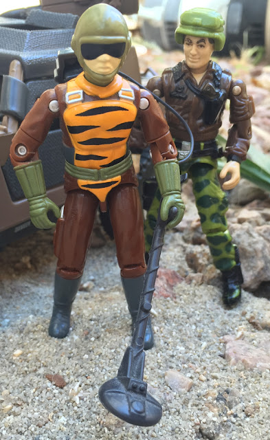 1988 Tiger Force Tripwire, 1986 General Hawk, 1984 VAMP Mark II