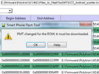 """Mengatasi """"PMT changed for the ROM"""" :("""