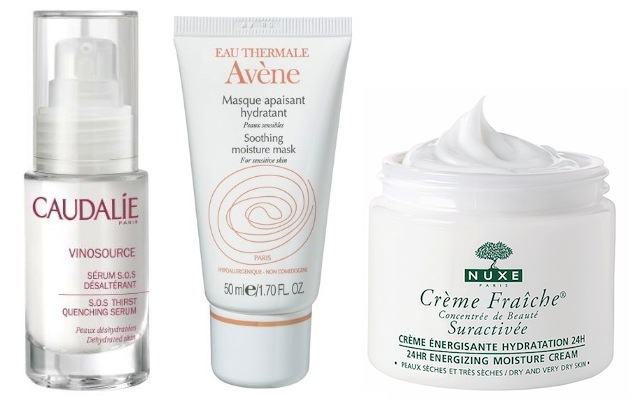 facial beauty products france