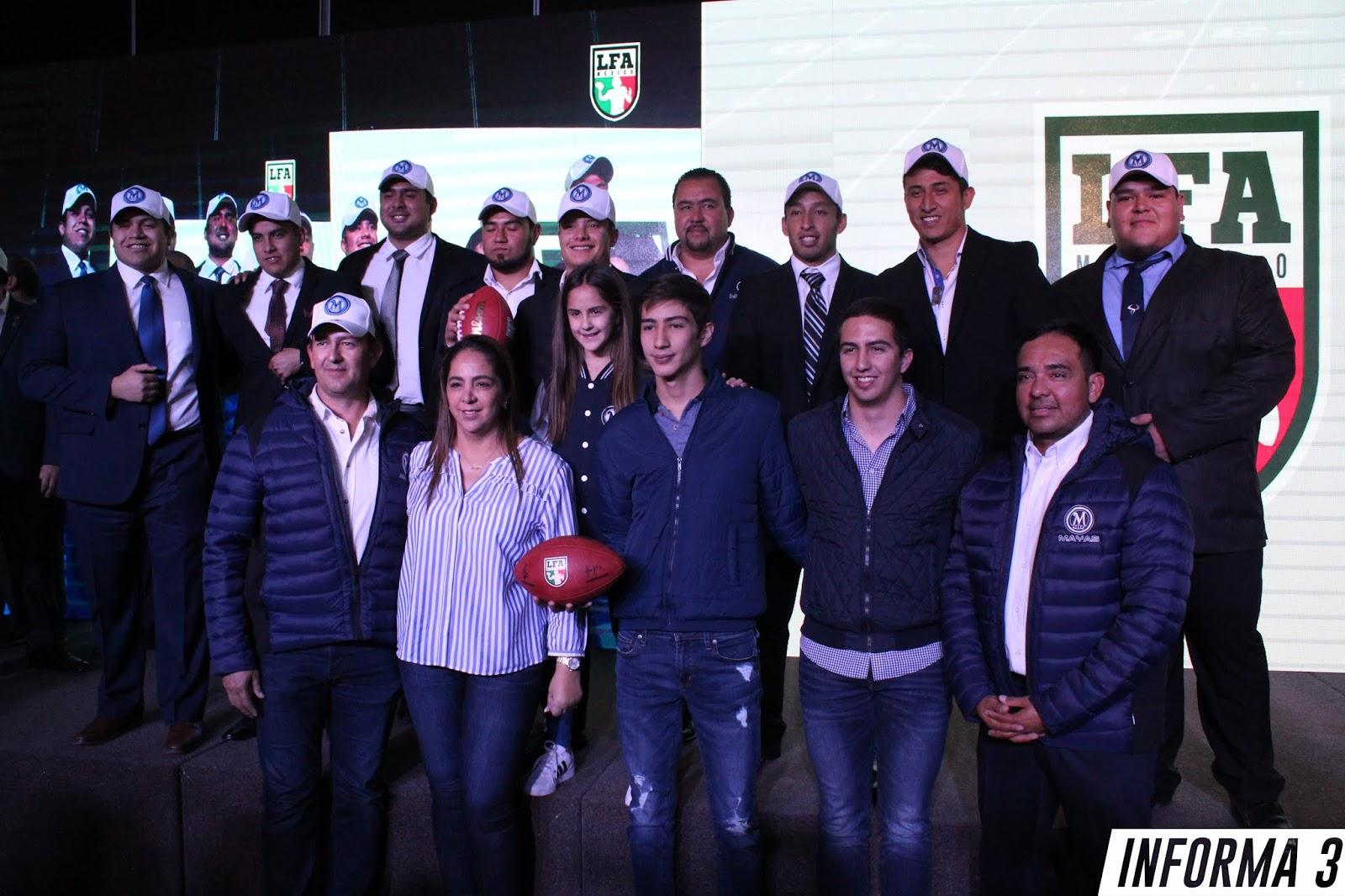 Jugadores seleccionados por Mayas, Draft LFA 2019