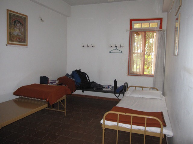 Atma Darshan Yoga Ashram Accomodation