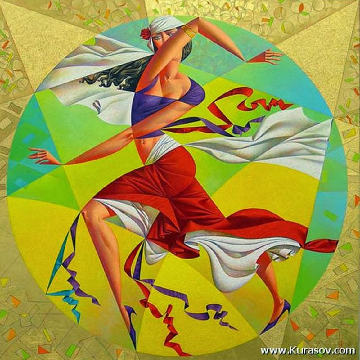 Cuadros modernos pinturas y dibujos cubismo pinturas - Fotos y cuadros ...