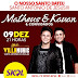 Romantismo de Matheus e Kauan invadirá a Villa Music na próxima sexta-feira!