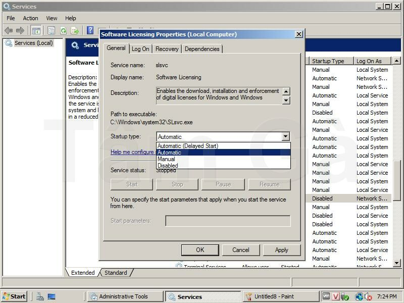 Windows Server 2008 Enterprise SP1